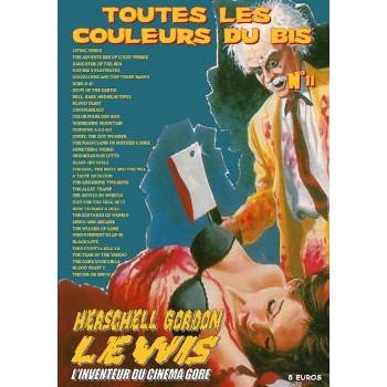 TOUTES LES COULEURS DU BIS N°11 (HERSCHELL GORDON LEWIS)