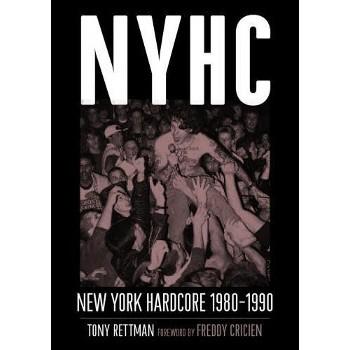 NYHC NEW YORK HARDCORE 1980-1990