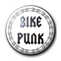 BADGE BIKE PUNK