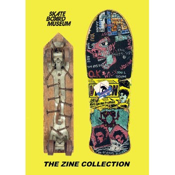 SKATE BOARD COLLECTION - ZINE COLLECTION