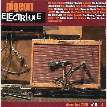 PIGEON ELECTRIQUE N°11 (DEC 2009)