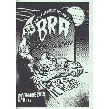 B.R.A N°8 NOVEMBRE 2019