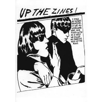 FANZINE UP THE ZINES ! N°19