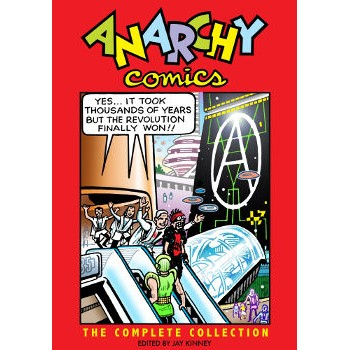 ANARCHY COMICS - THE COMPLETE COLLECTION