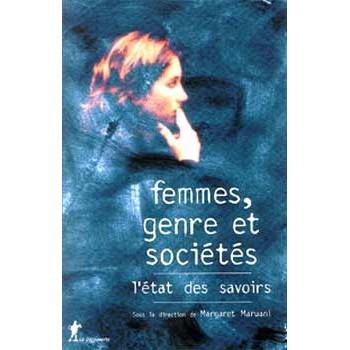 FEMMES, GENRE ET SOCIETES