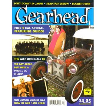 GEARHEAD N°17 SPRING 2008