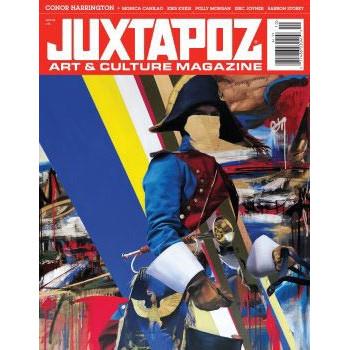 JUXTAPOZ N°93 OCTOBER 2008